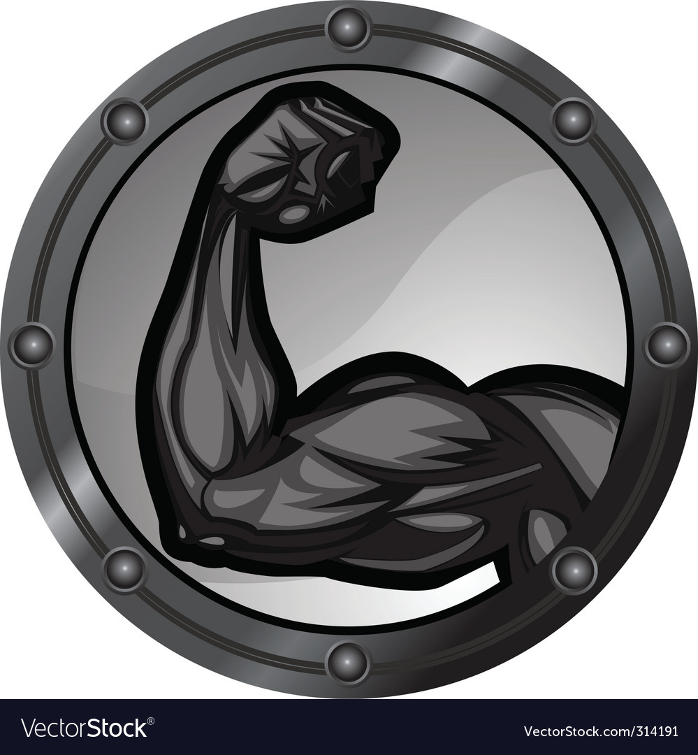Strong arm vector | Price: 1 Credit (USD $1)