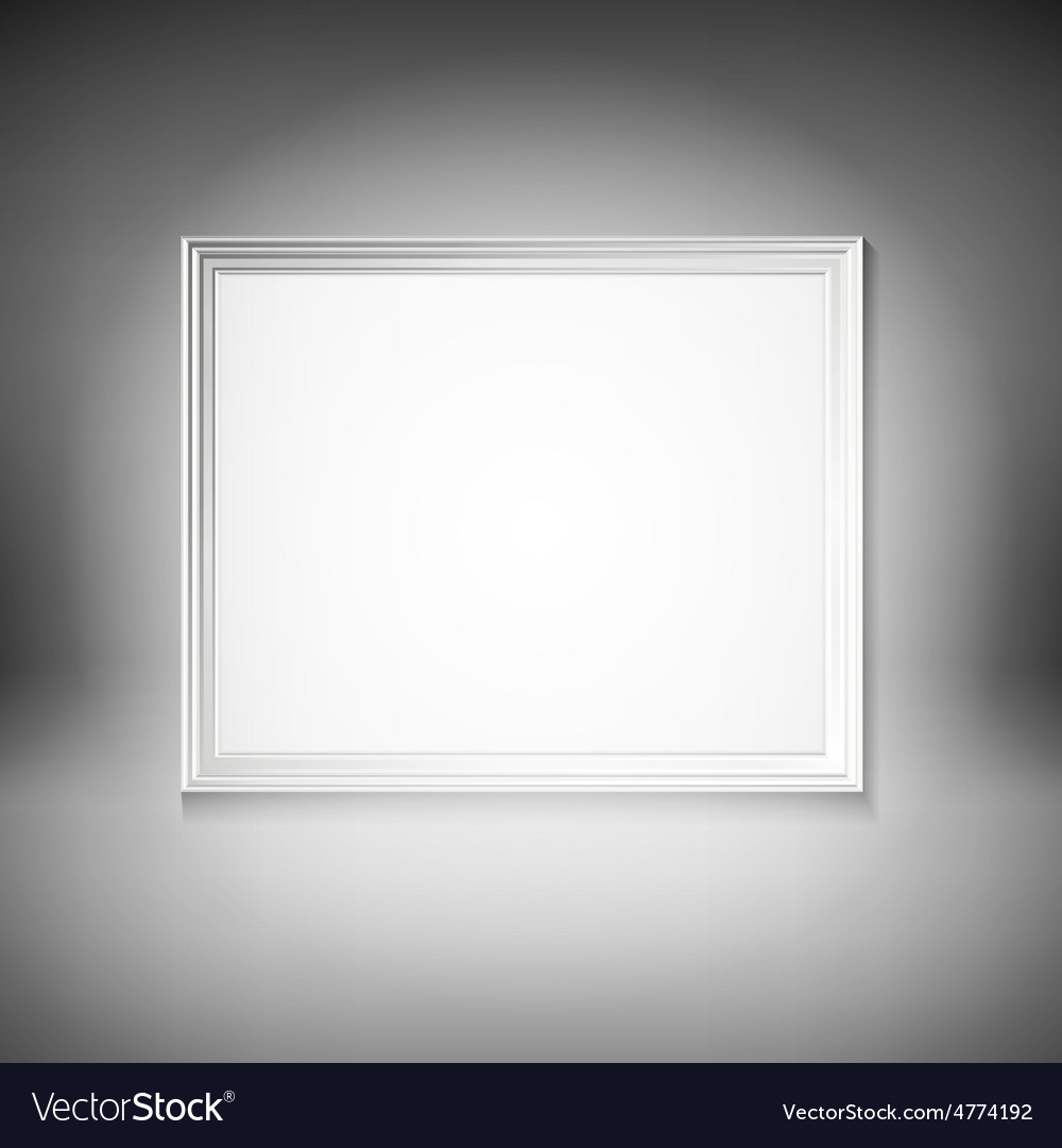 Picture frame design for image or text vector   Price: 1 Credit (USD $1)