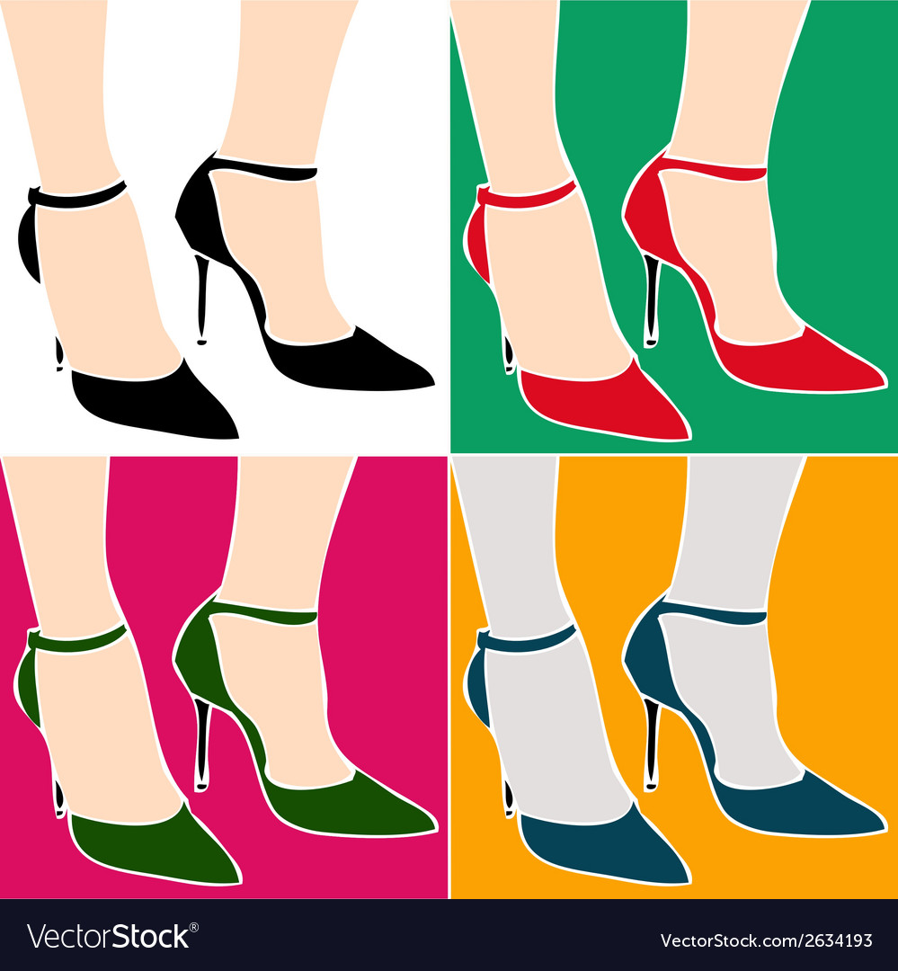 Shoes vector | Price: 1 Credit (USD $1)