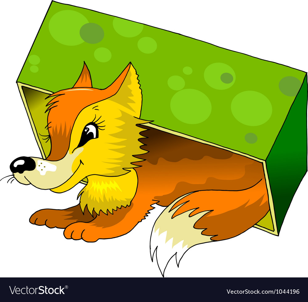 Sick animals vector | Price: 1 Credit (USD $1)