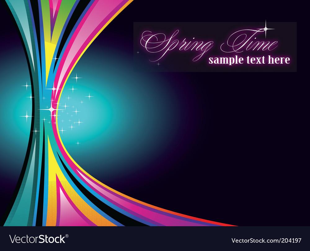Bright background vector | Price: 3 Credit (USD $3)