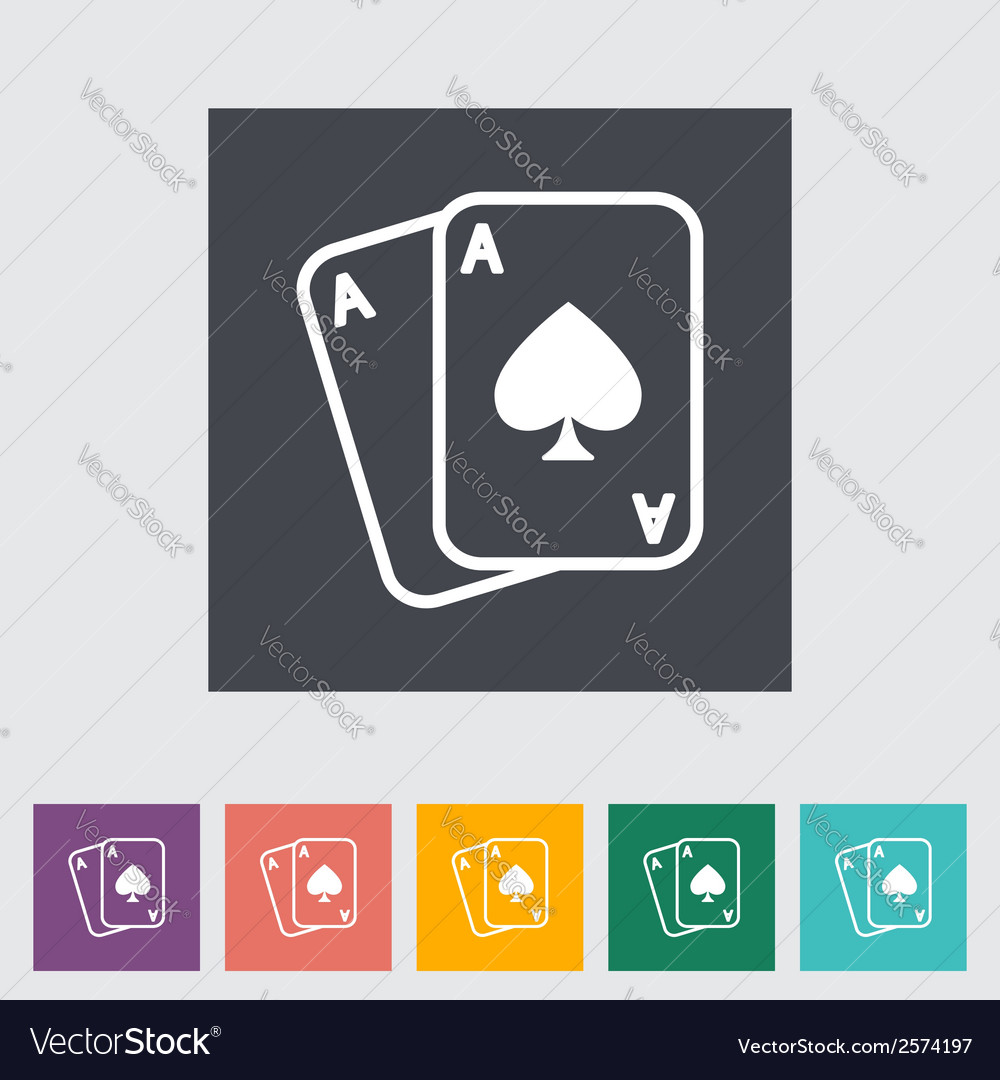 Play card vector | Price: 1 Credit (USD $1)