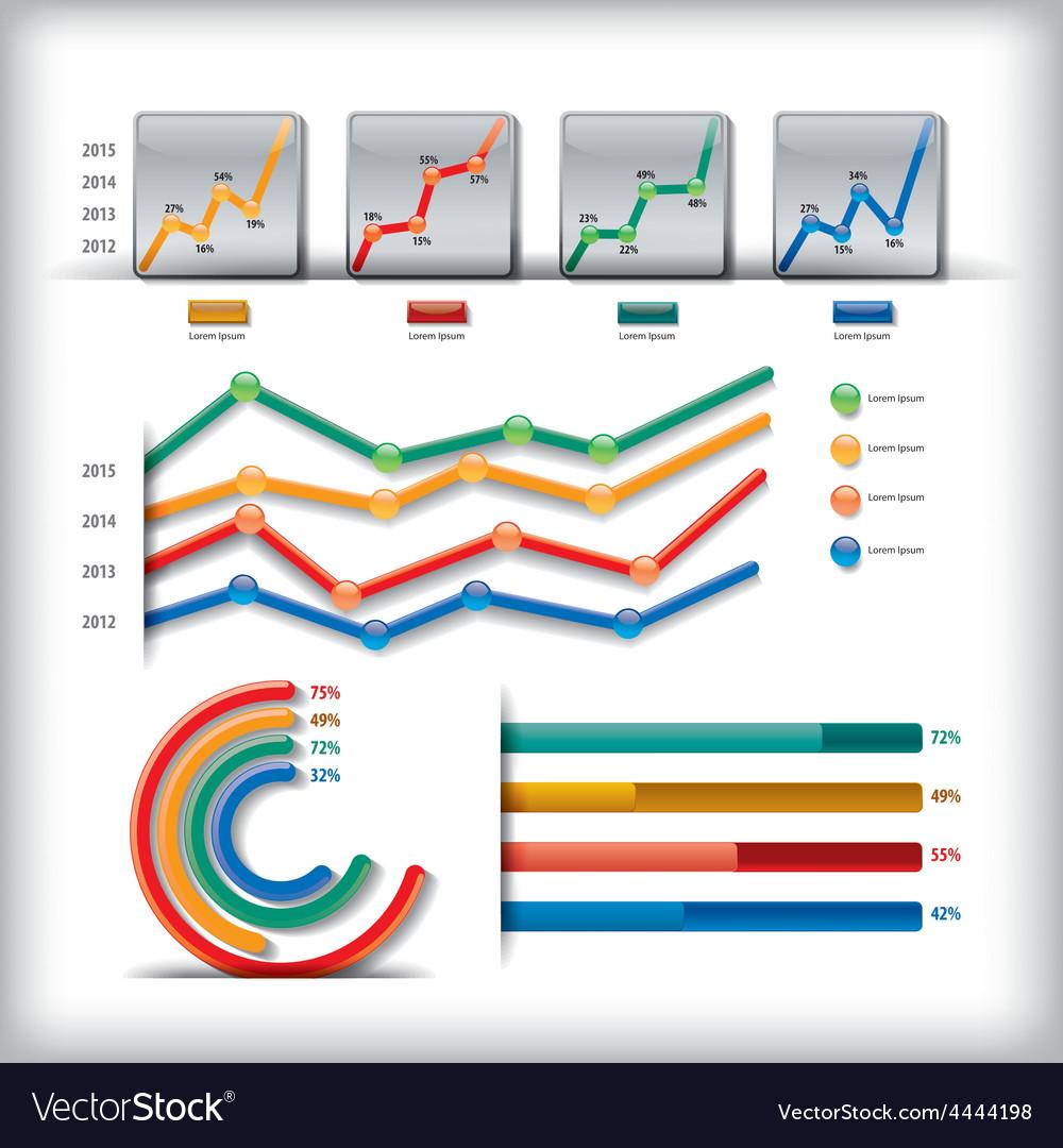 Info graphics vector | Price: 1 Credit (USD $1)