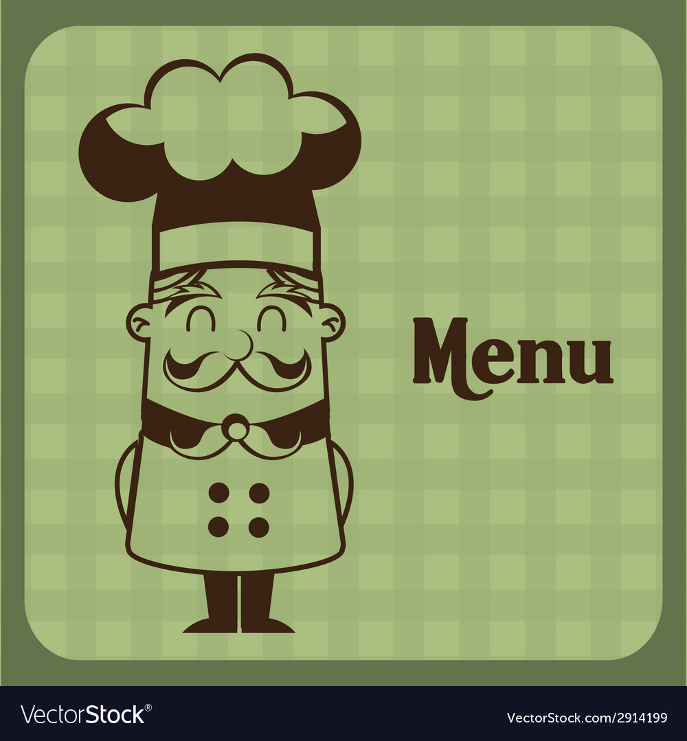 Menu design vector | Price: 1 Credit (USD $1)