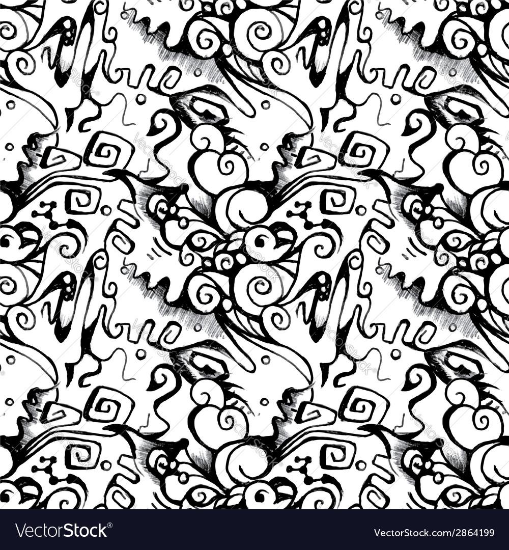 Neformal pattern vector | Price: 1 Credit (USD $1)