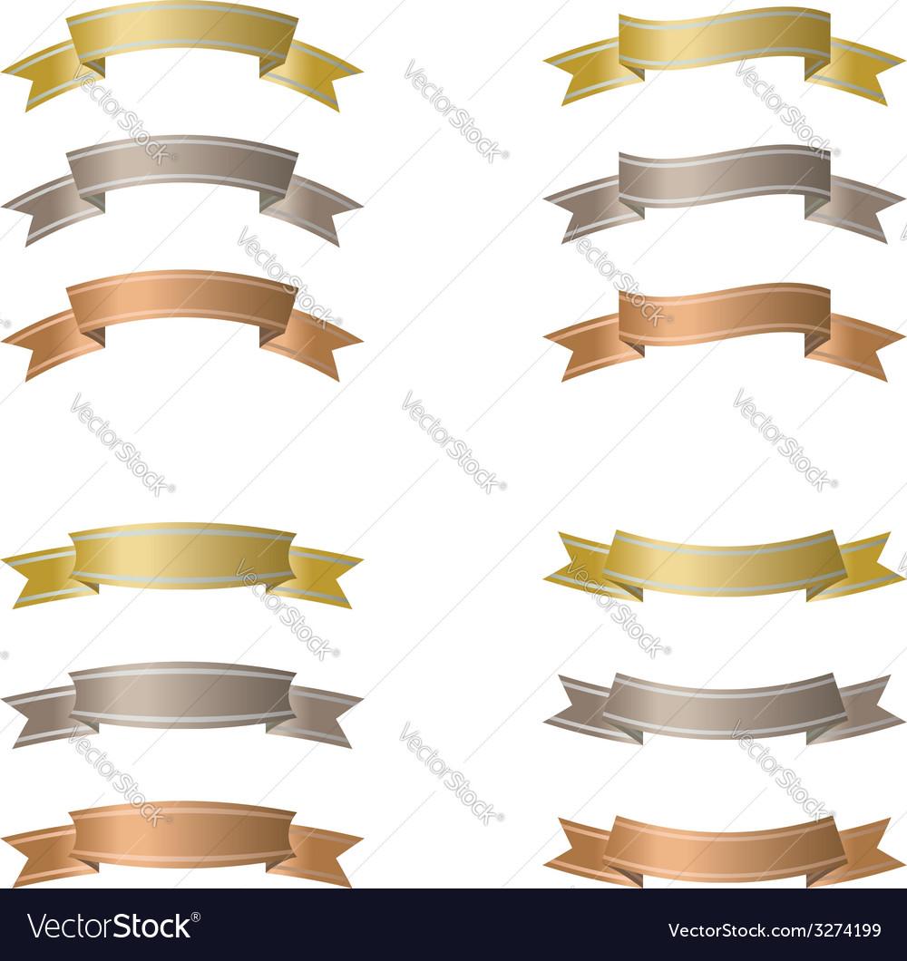 Ribbons vector   Price: 1 Credit (USD $1)