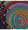Abstract mosaic 2 vector