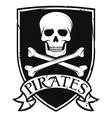 Pirates emblem vector