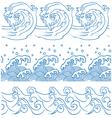 Seamless wave vector