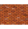 Seamless brick wall vector