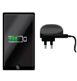 Cell phone charging vector