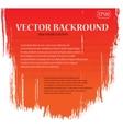 Grunge line background vector