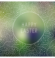Easter background mesh vector