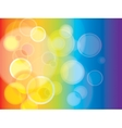 Abstract rainbow background in eps-10 vector