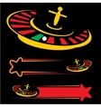 Casino symbol vector