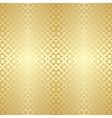 Background with golden ornament - seamless vector