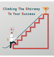 Idea leadership business concept vector