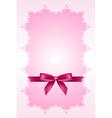 Baby pink background vector