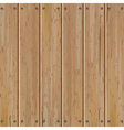 Old wooden fence background vector