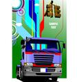 Al 0549 truck 02 vector