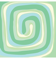 Spiral painted background vector