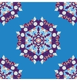 Mandala endless ethnic seamless ornament vector