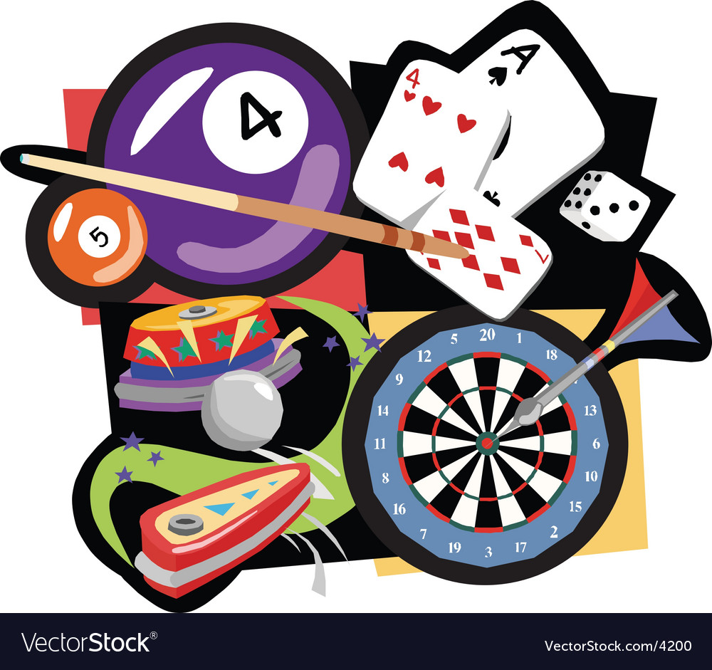 Bar games vector   Price: 3 Credit (USD $3)