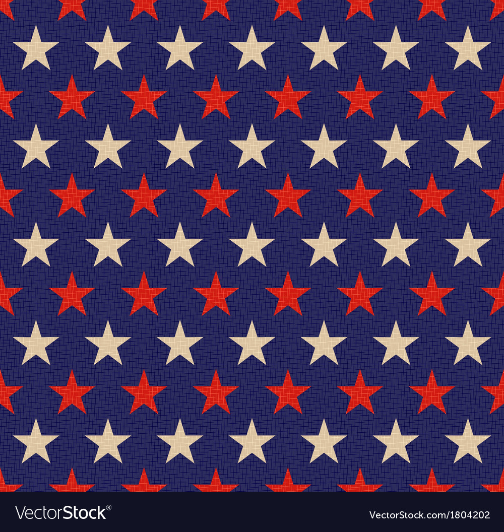 Seamless patriotic red blue textured background vector   Price: 1 Credit (USD $1)