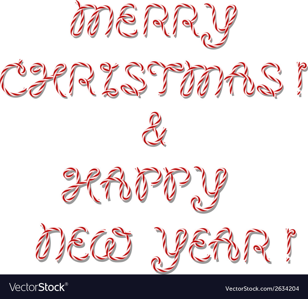 Merry christmas greeting vector | Price: 1 Credit (USD $1)