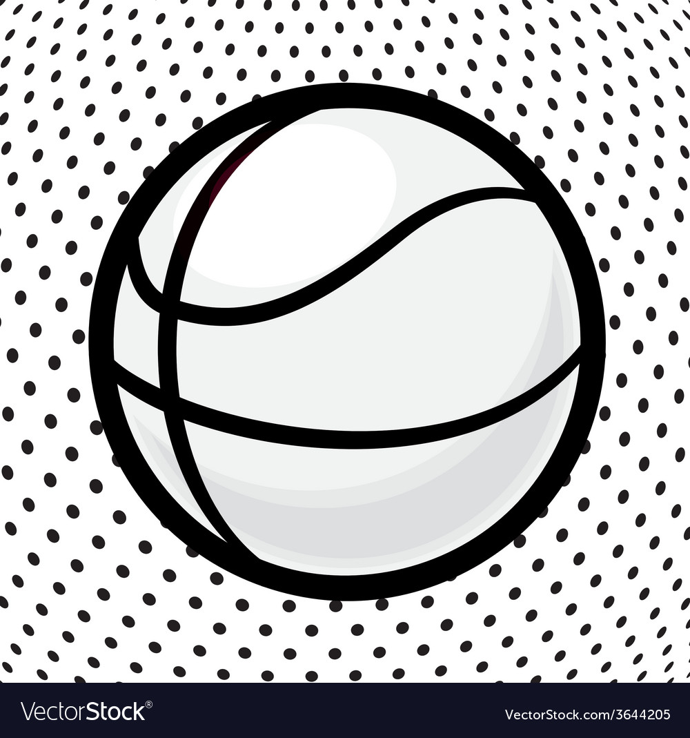 Basketball poster vector | Price: 1 Credit (USD $1)