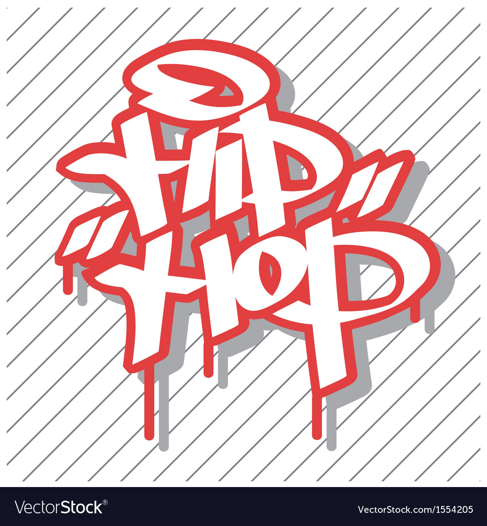Hip hop vector | Price: 1 Credit (USD $1)