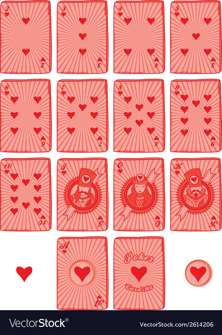 Poker vector | Price: 1 Credit (USD $1)