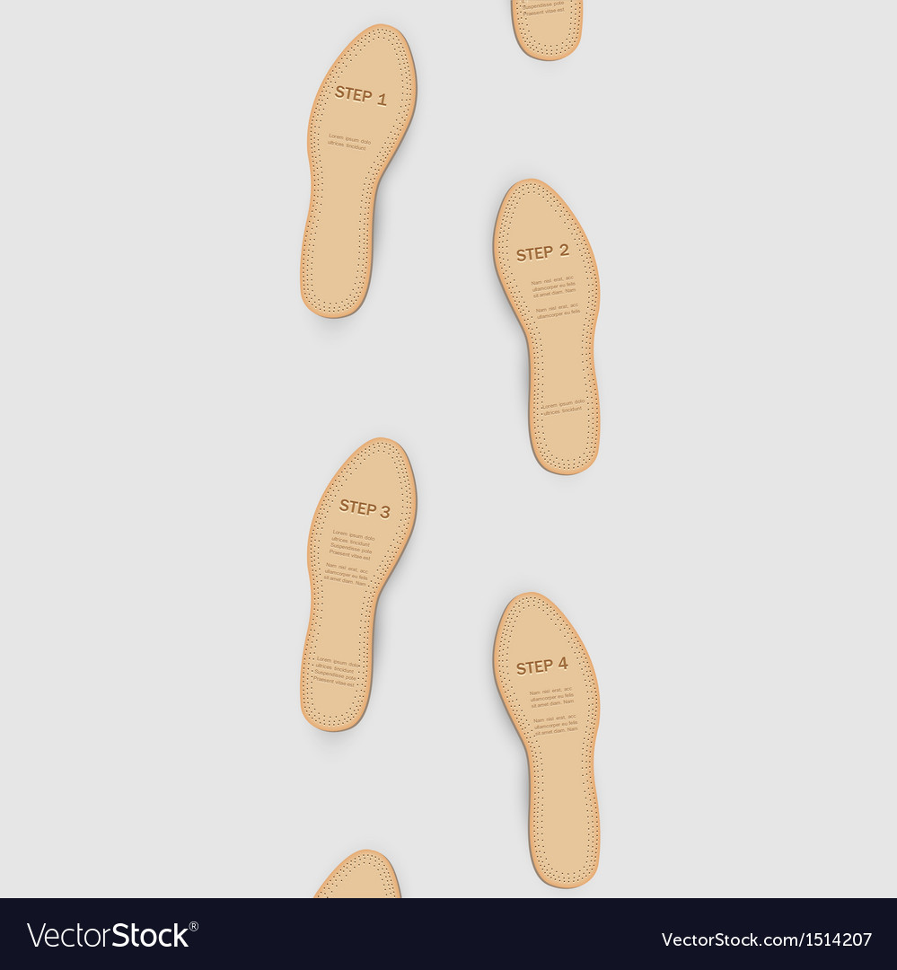 Step by step to success vector | Price: 1 Credit (USD $1)