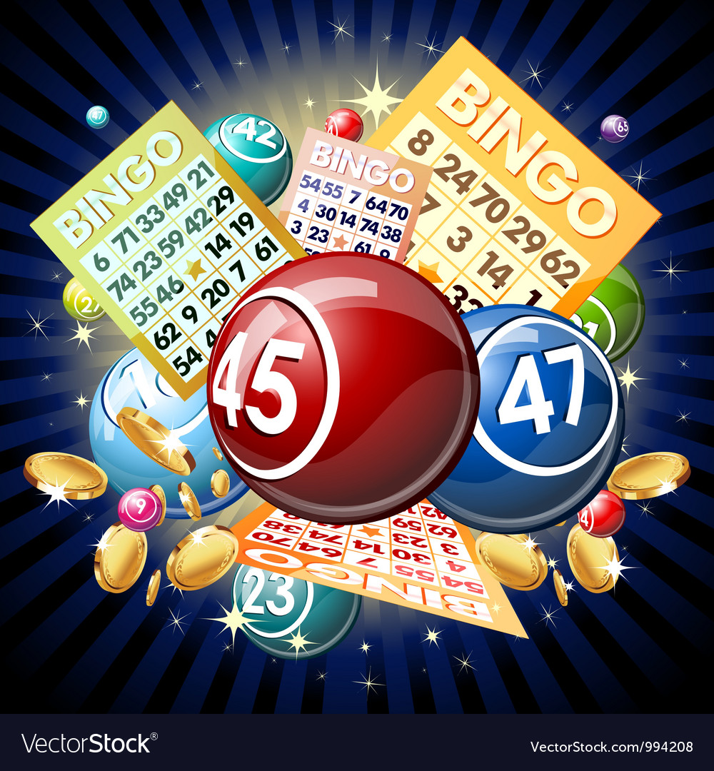 Bingo vector | Price: 5 Credit (USD $5)