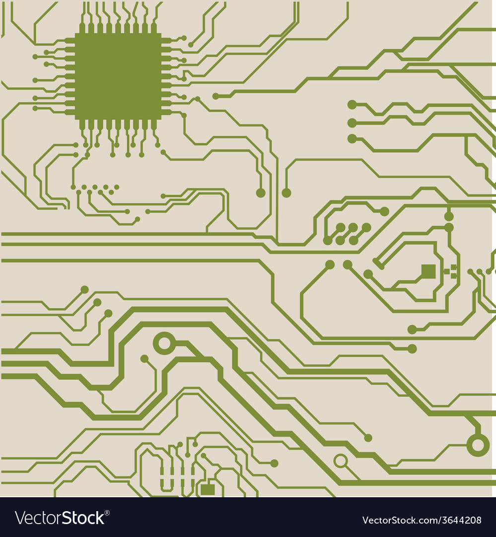 Circuit background vector | Price: 1 Credit (USD $1)