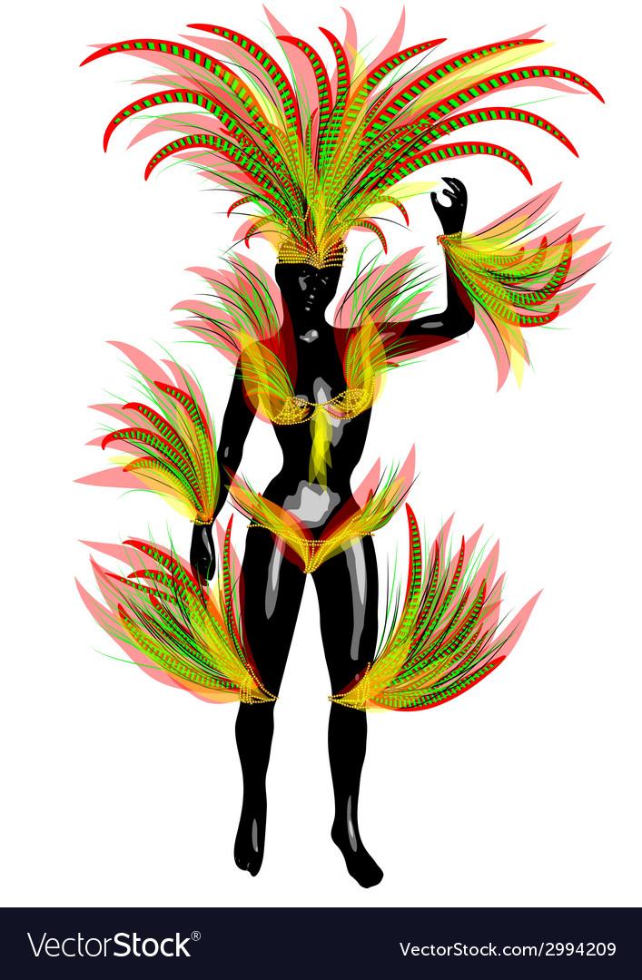 Carnival brazil vector   Price: 1 Credit (USD $1)