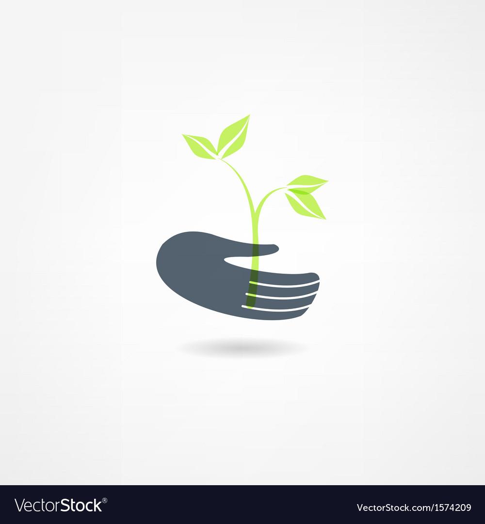 Plants icon vector   Price: 1 Credit (USD $1)