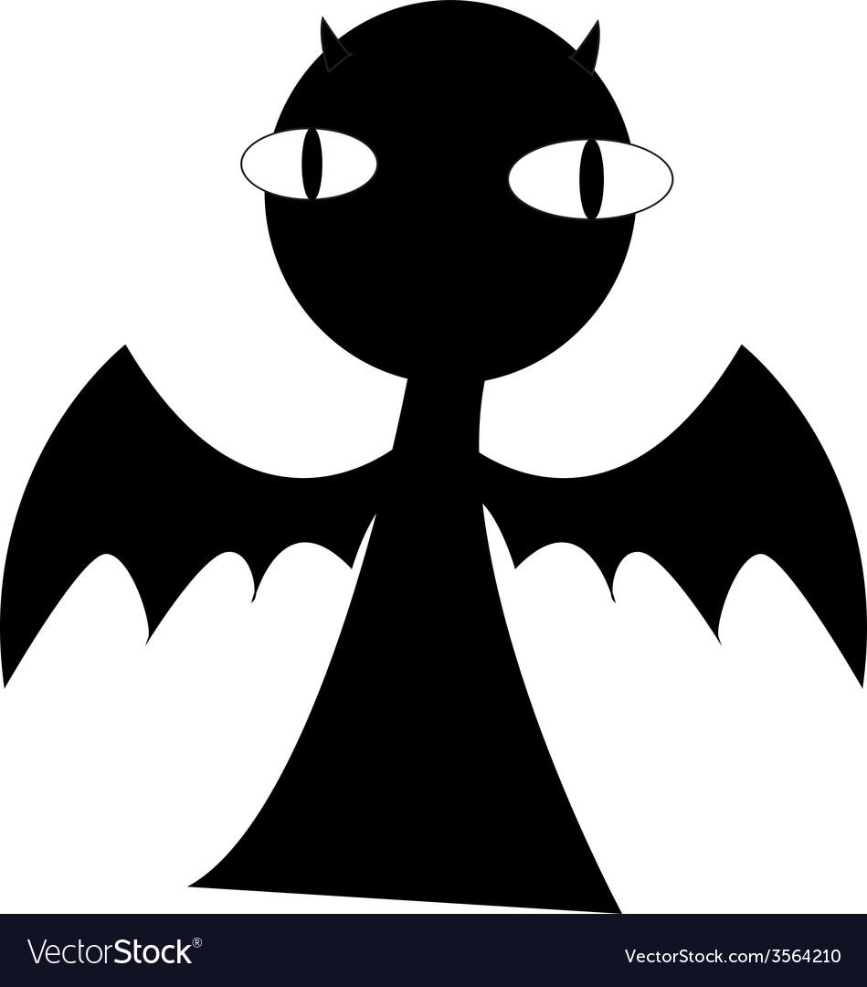 Dark devil vector | Price: 1 Credit (USD $1)