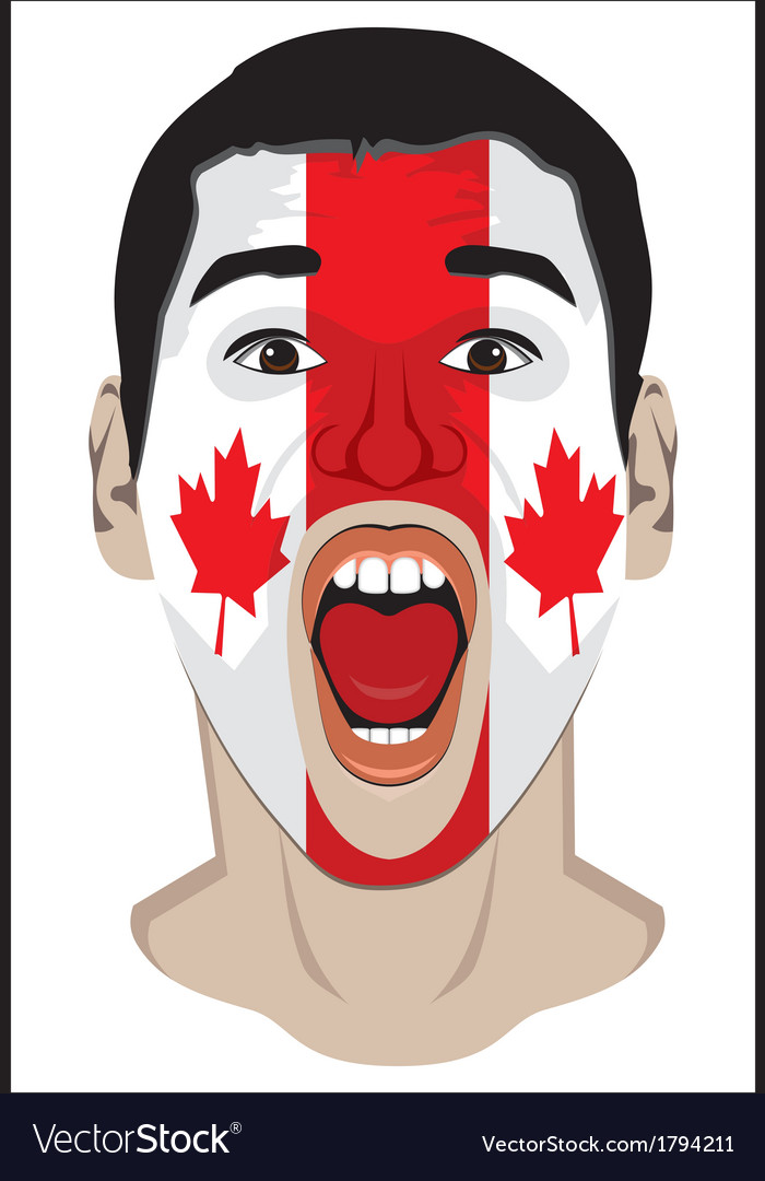 Go canada resize vector | Price: 1 Credit (USD $1)