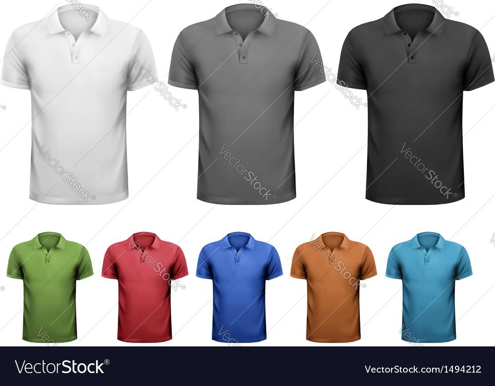 Men t-shirts design template vector | Price: 1 Credit (USD $1)