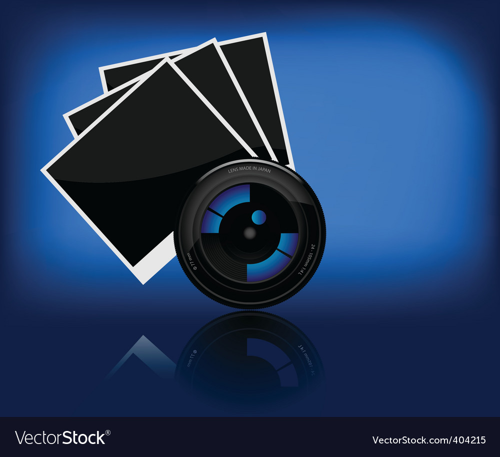Lens film final vector | Price: 1 Credit (USD $1)