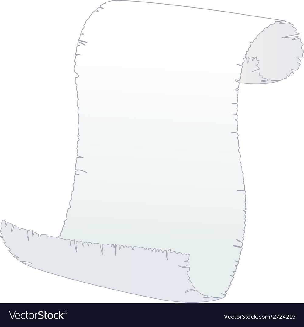 Old blank sheet of paper vector   Price: 1 Credit (USD $1)