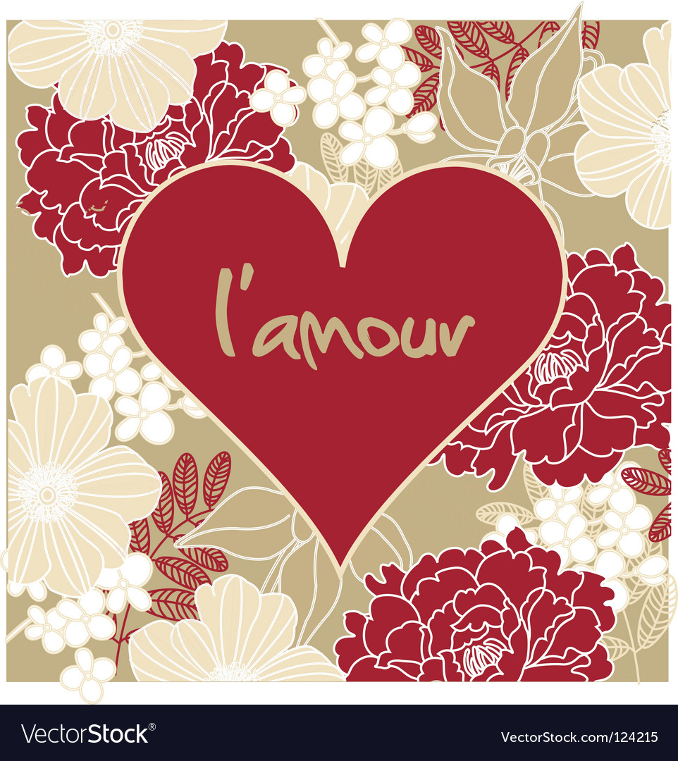 Valentine background vector | Price:  Credit (USD $)