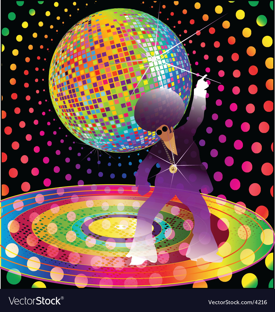 Dance fever vector | Price: 3 Credit (USD $3)