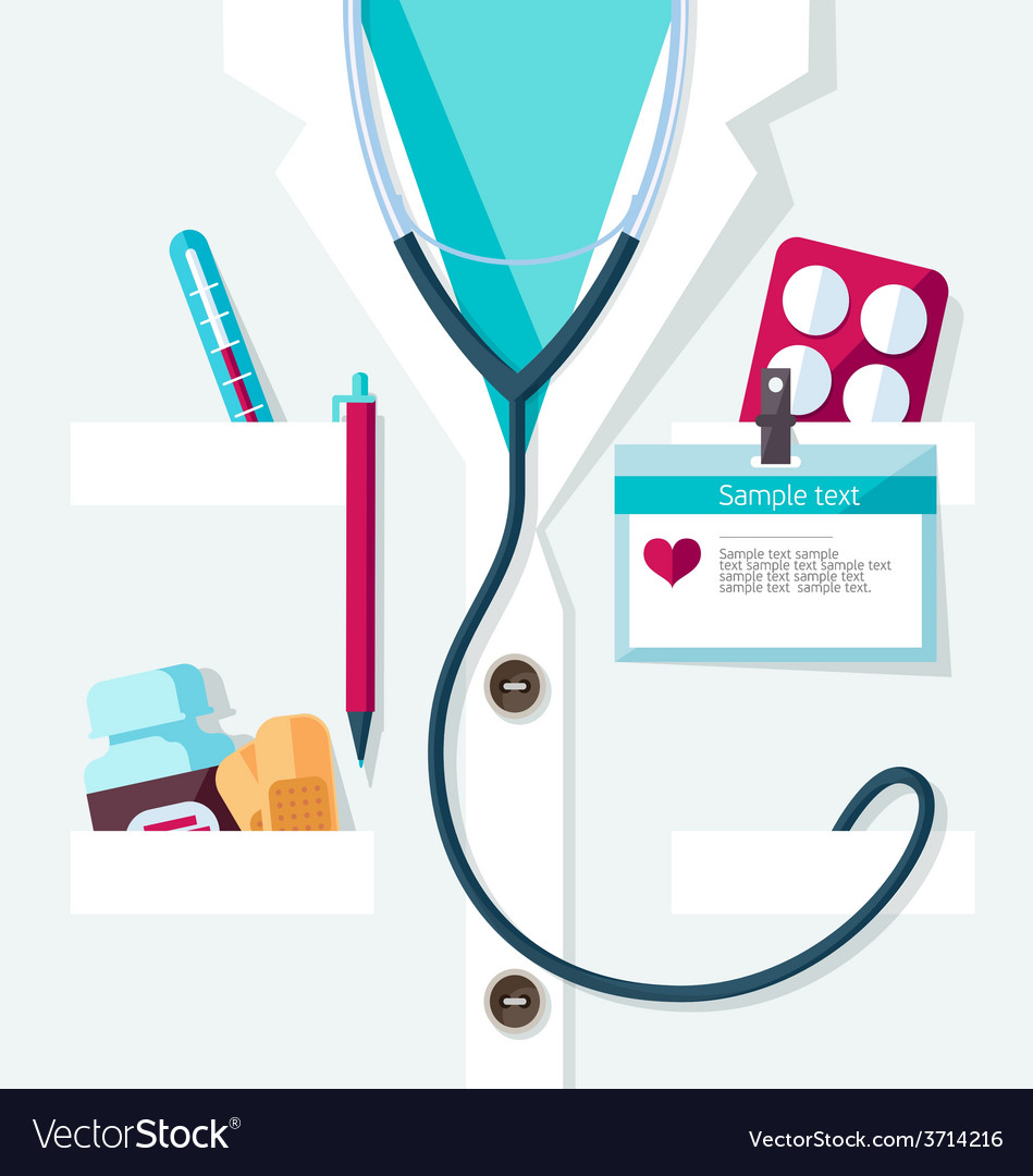 Medical concept vector | Price: 1 Credit (USD $1)