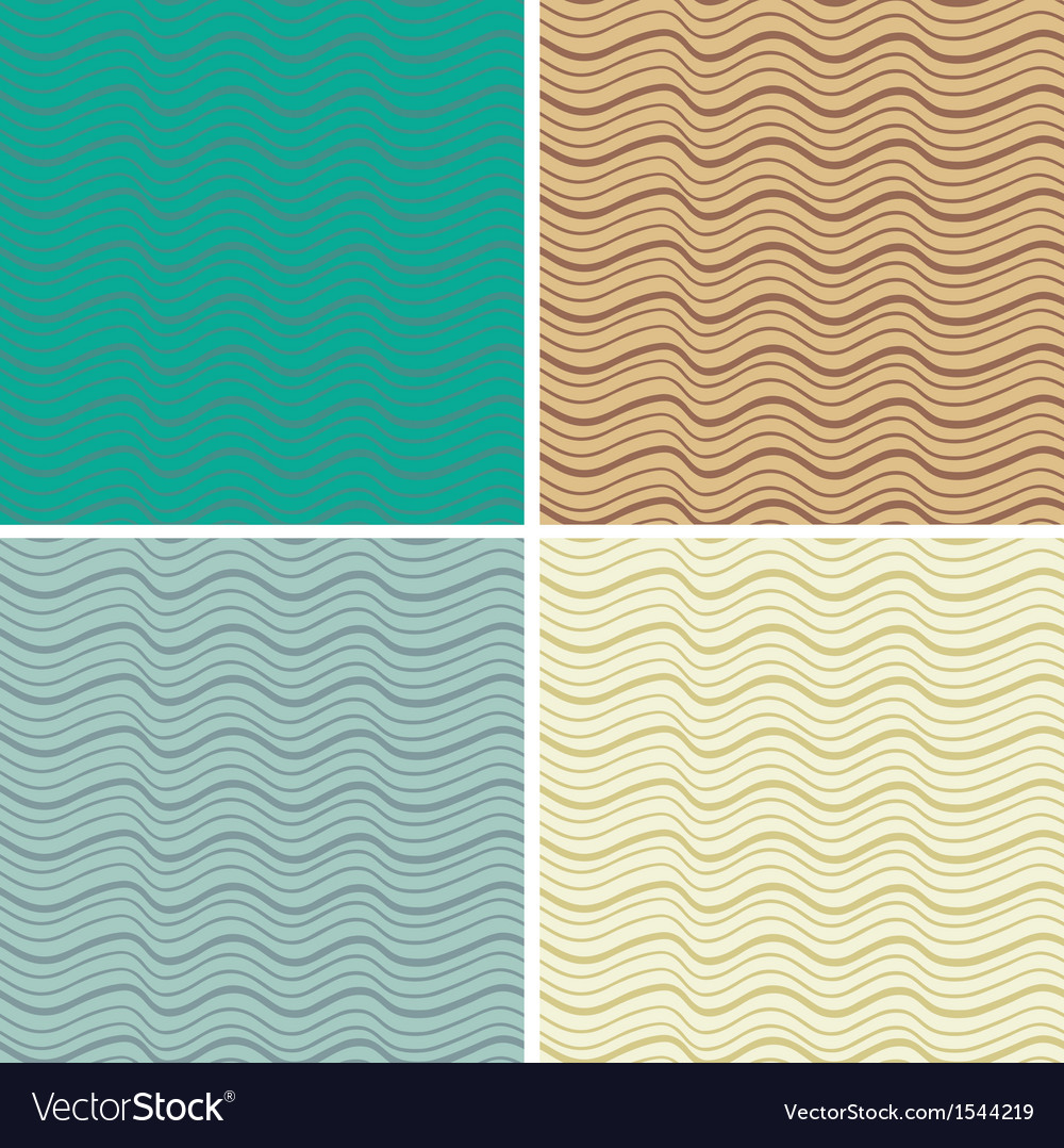 Abstract patterns set vector | Price: 1 Credit (USD $1)
