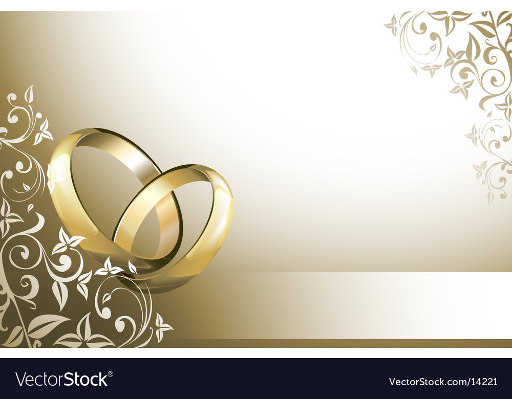 Wedding card vector | Price: 3 Credit (USD $3)