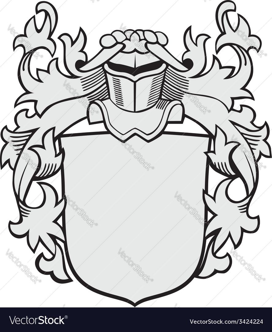 Aristocratic emblem no29 vector | Price: 1 Credit (USD $1)