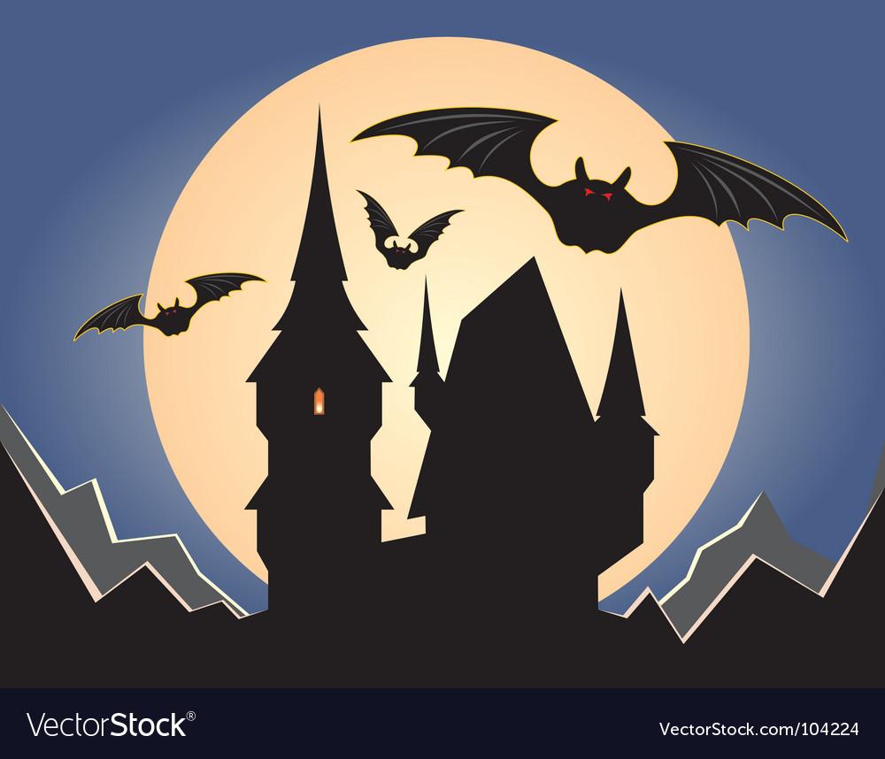Dark night vector | Price: 1 Credit (USD $1)