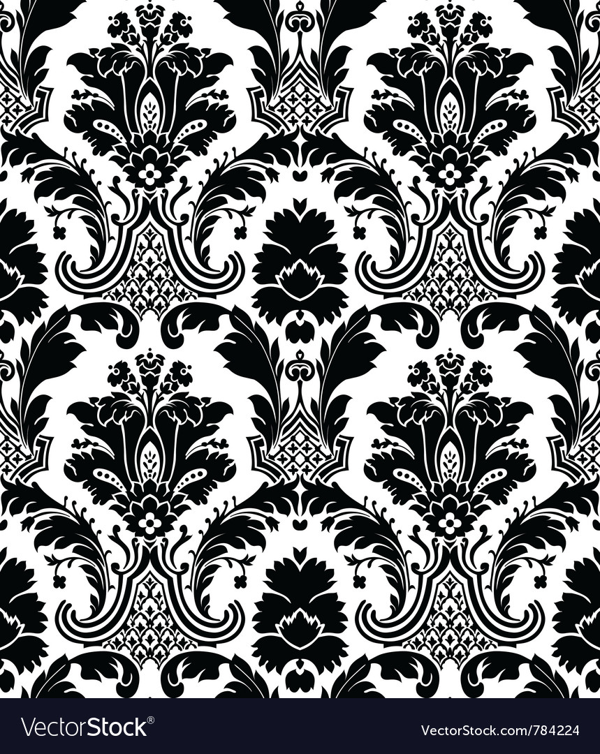 Old wallpaper vector | Price: 1 Credit (USD $1)